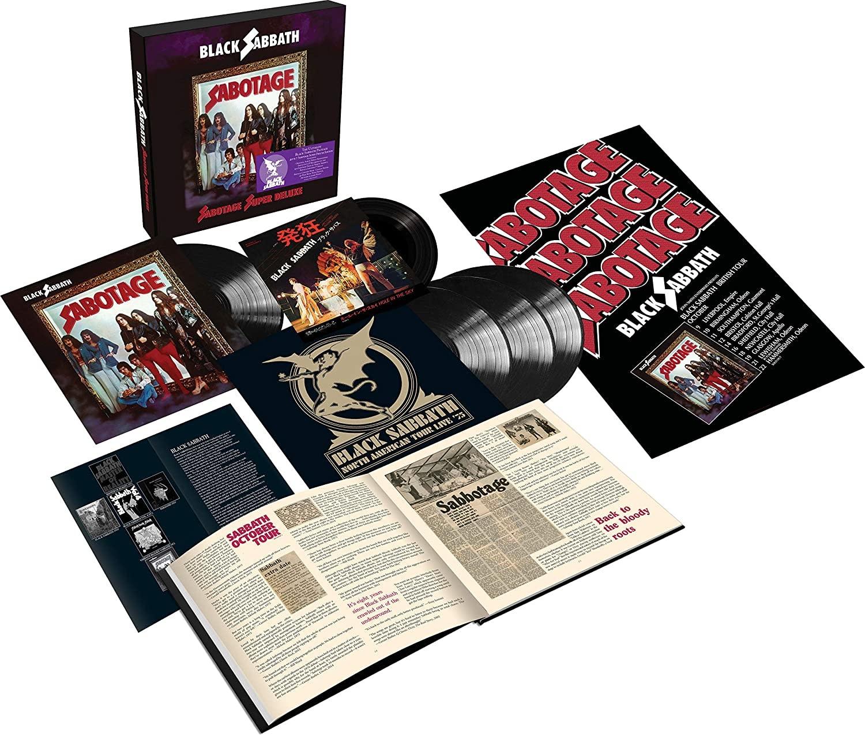 Black Sabbath - Sabotage (Super Deluxe Edition)