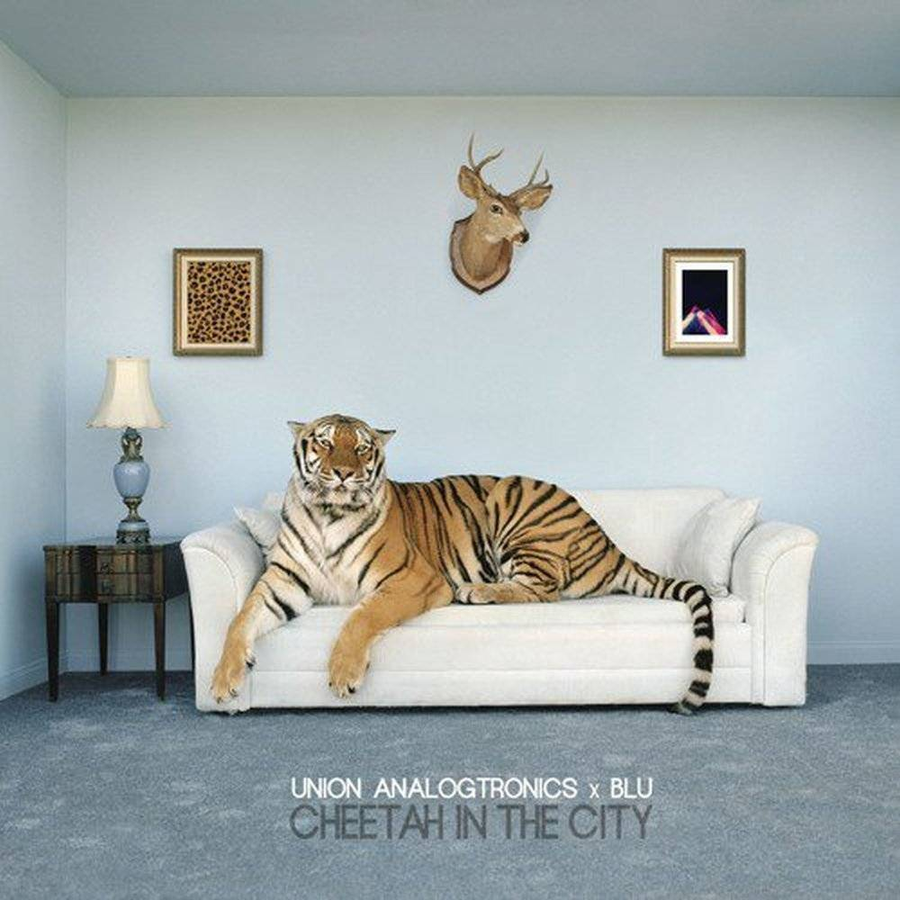 Blu & Union Analogtronics - Cheetah In The City