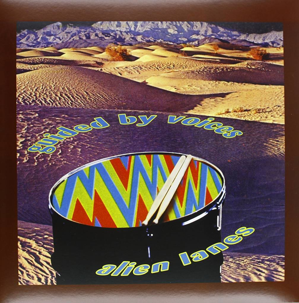 Guided By Voices - Alien Lanes