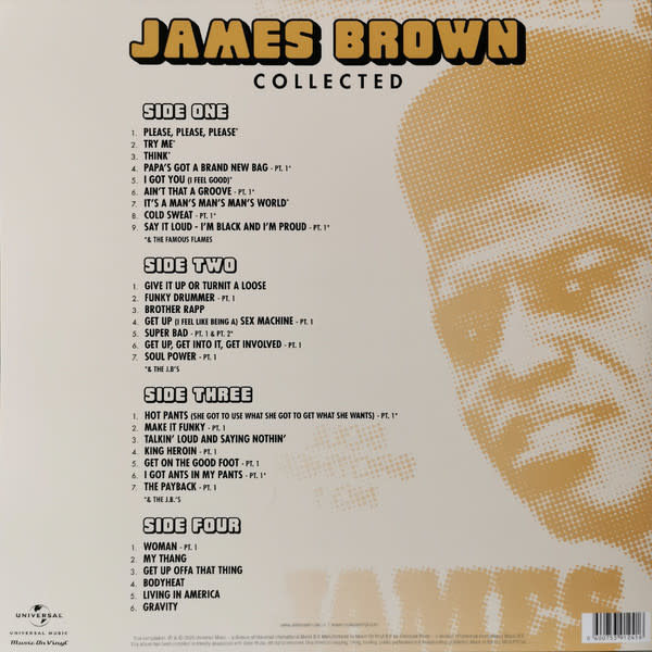 James Brown – Collected