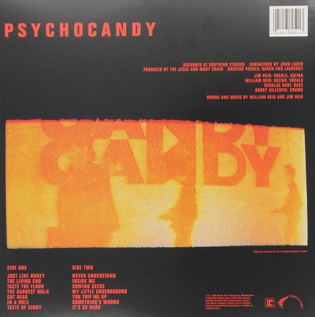 Jesus And Mary Chain - Psychocandy