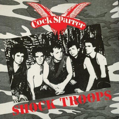 Cock Sparrer - Shock Troops