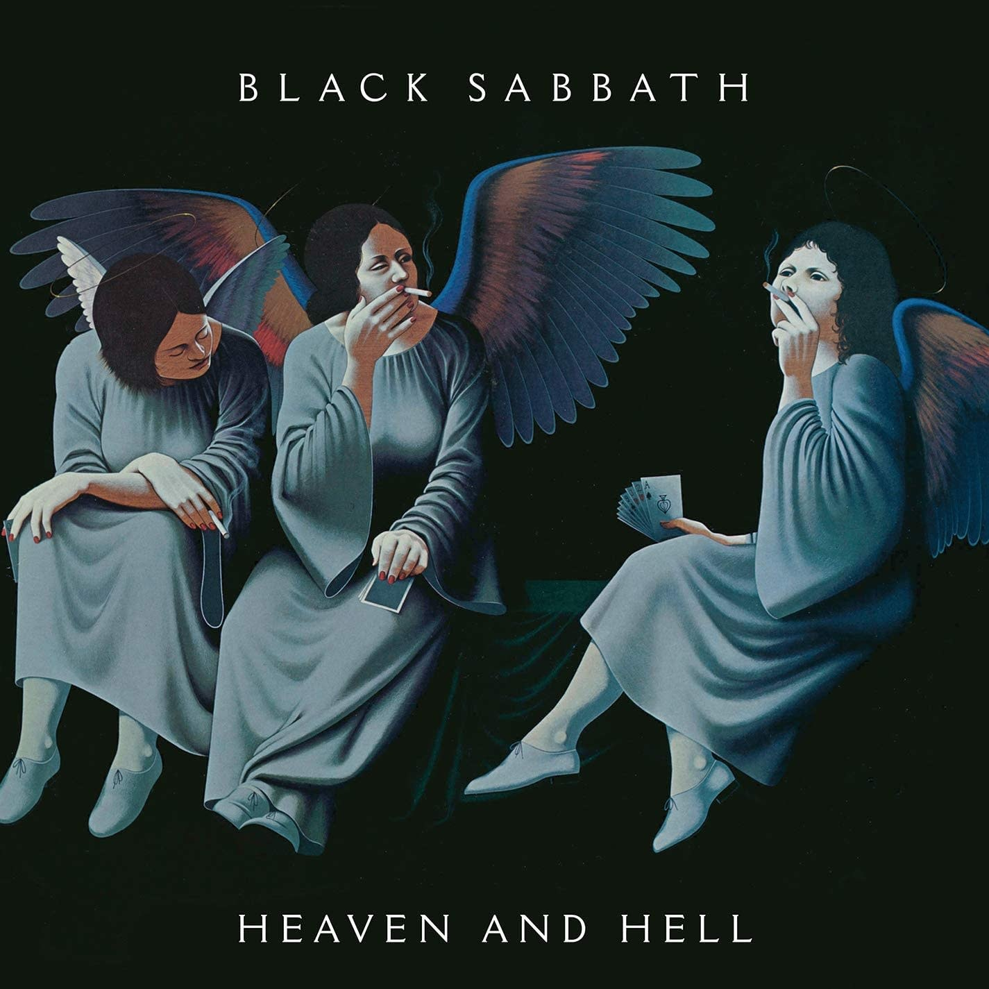 Black Sabbath - Heaven & Hell