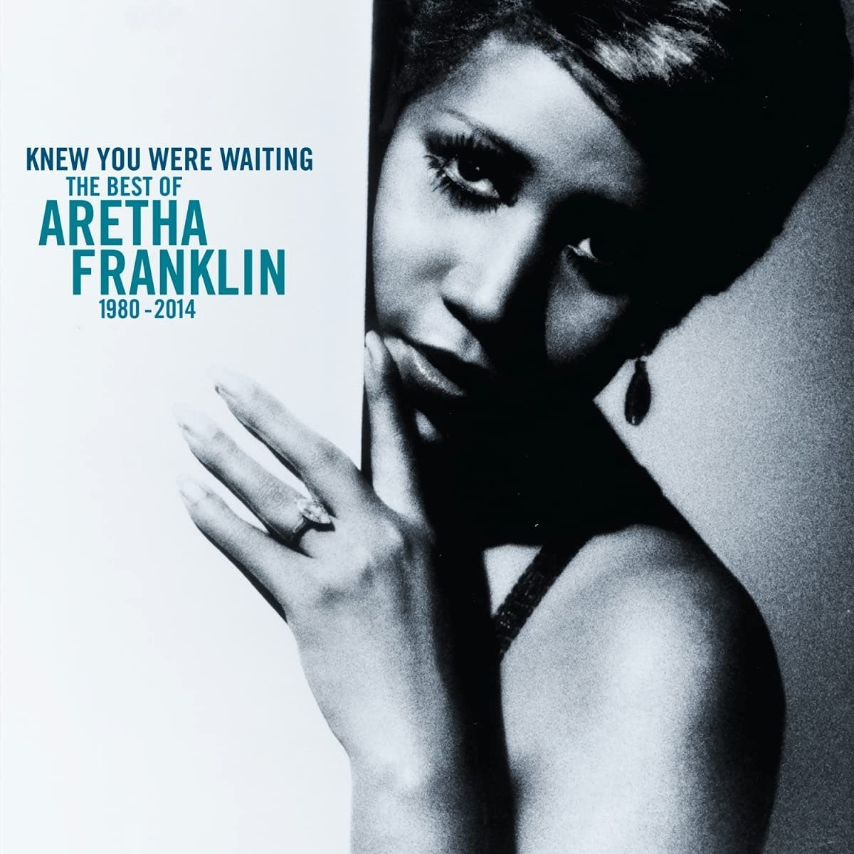 Aretha Franklin – Knew You Were Waiting- The Best Of Aretha Franklin 1980- 2014
