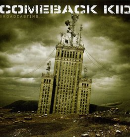 Comeback Kid - Broadcasting