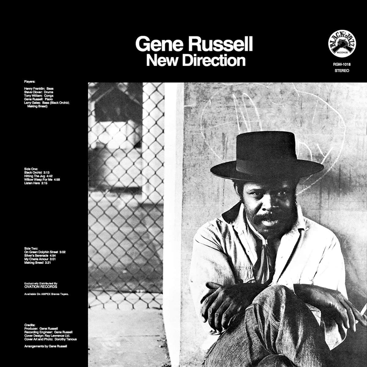 Gene Russell – New Direction