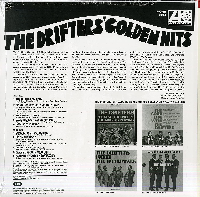 Drifters – The Drifters' Golden Hits