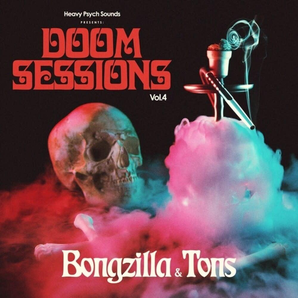 Bongzilla & Tons – Doom Sessions Vol.4