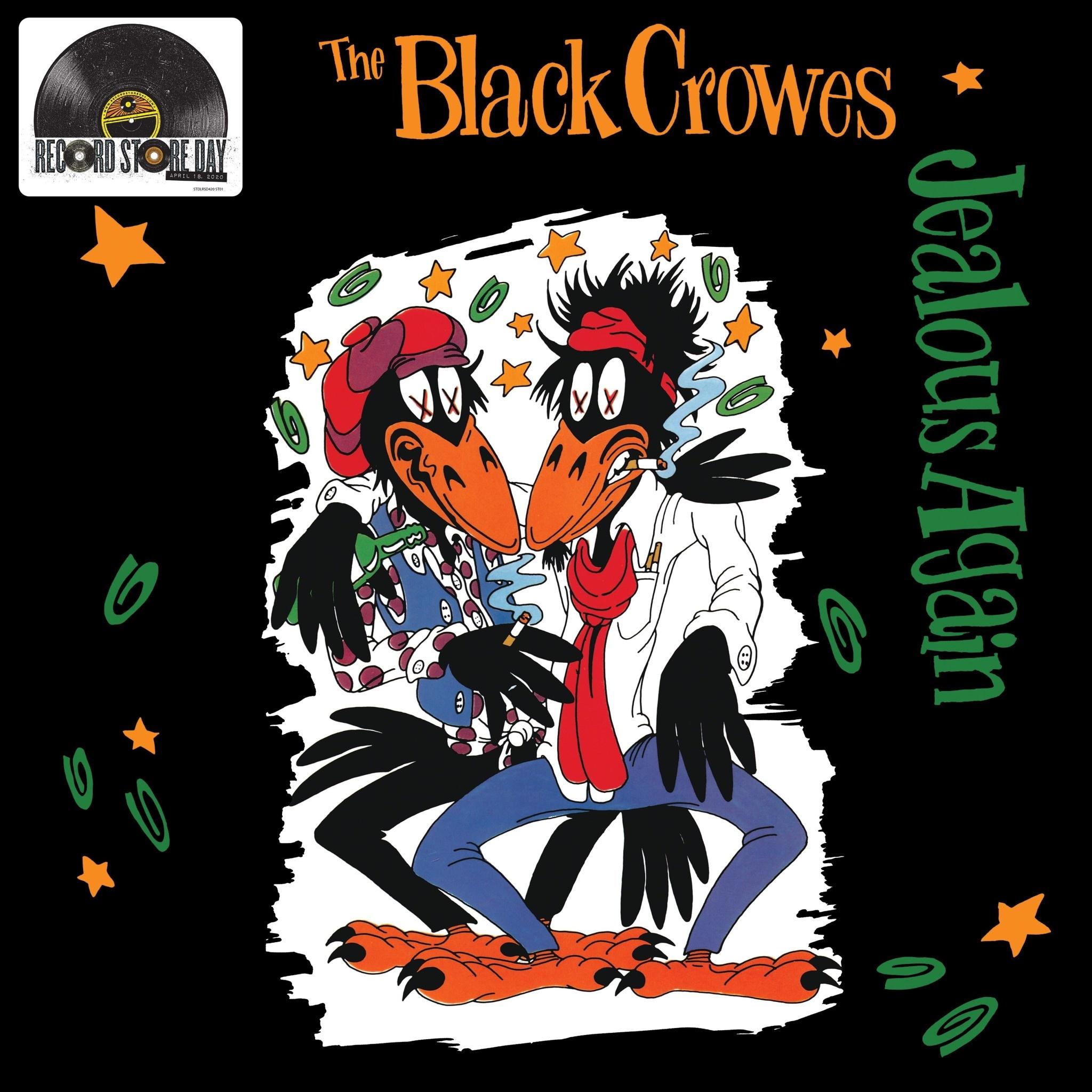 Black Crowes – Jealous Again