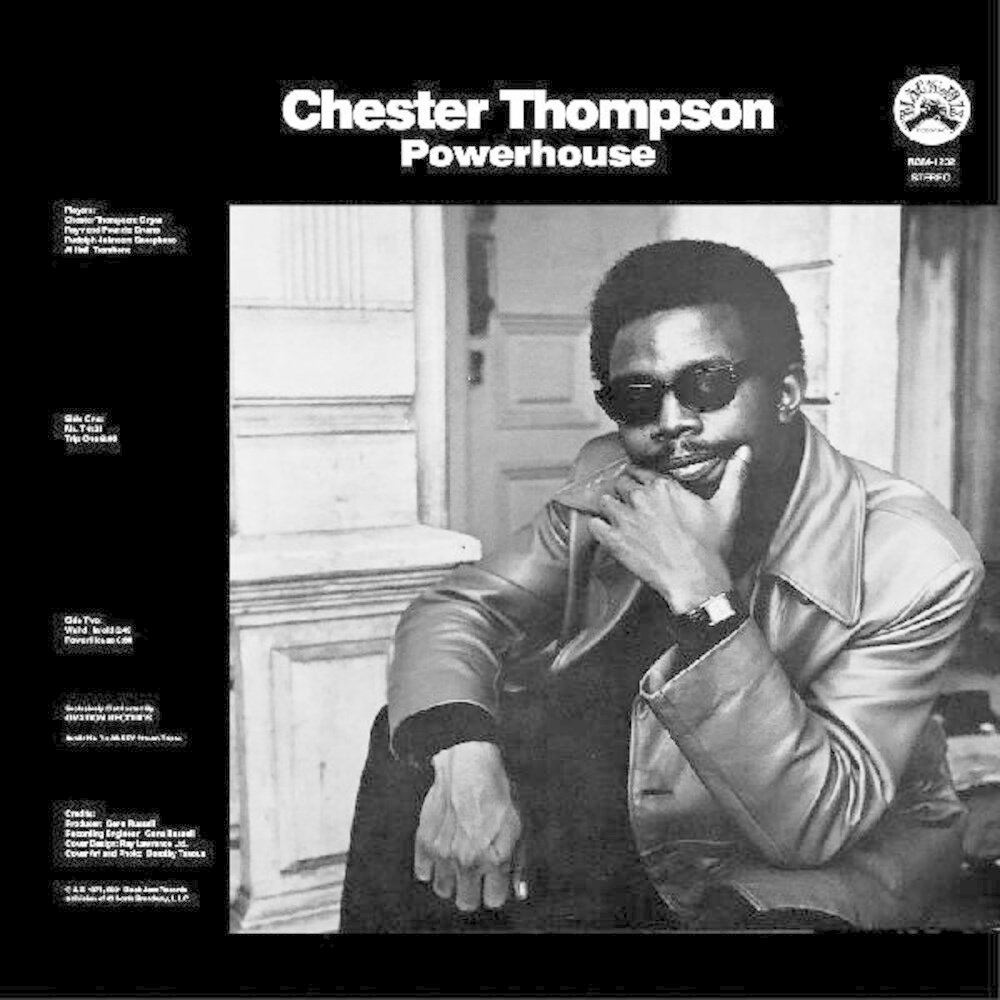 Chester Thompson – Powerhouse