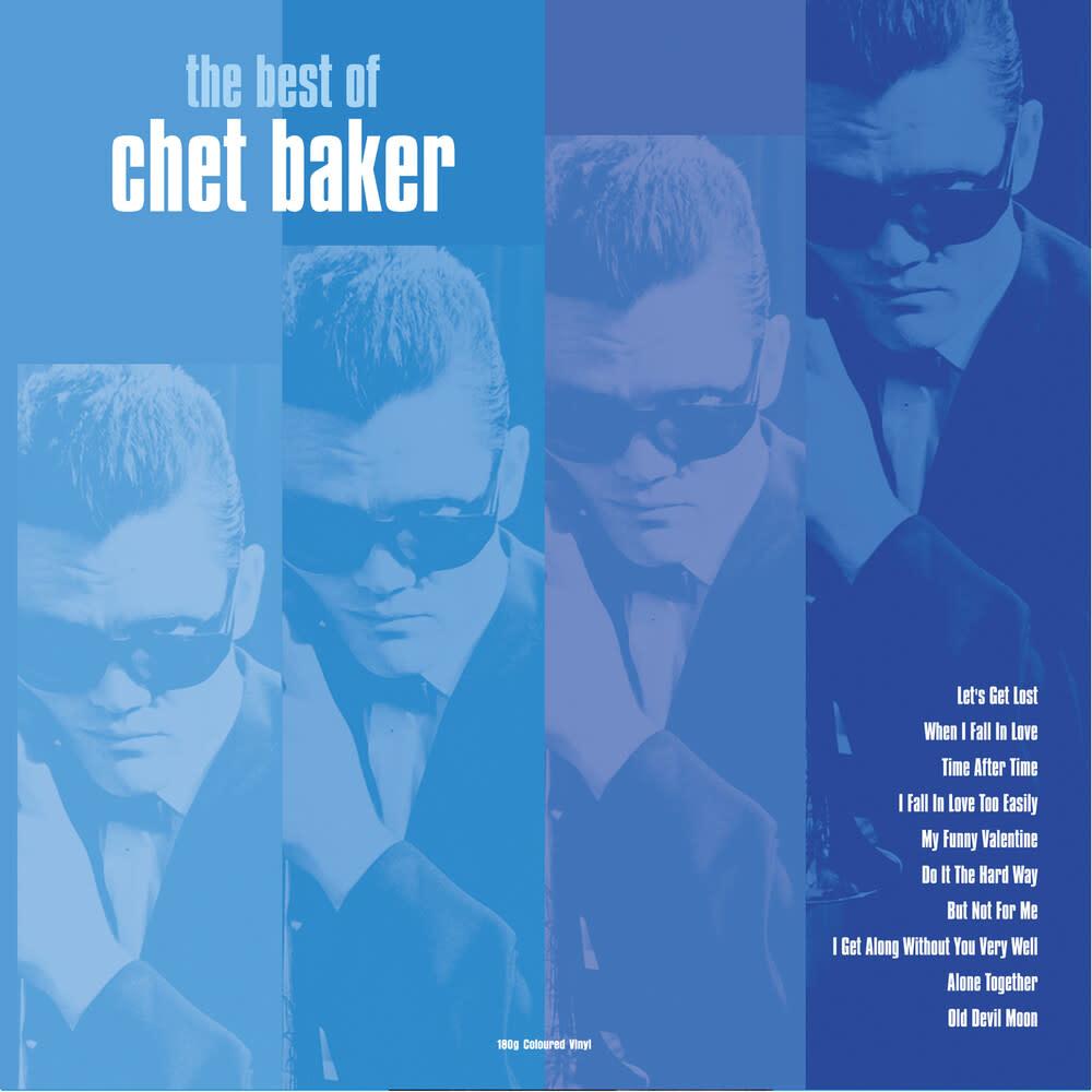 Chet Baker – The Best Of