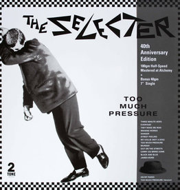 Selecter – Too Much Pressure