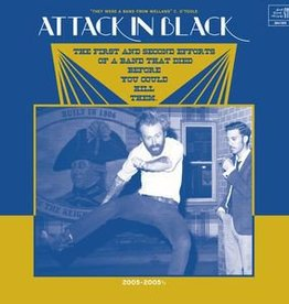 Attack In Black - The First And Second Efforts