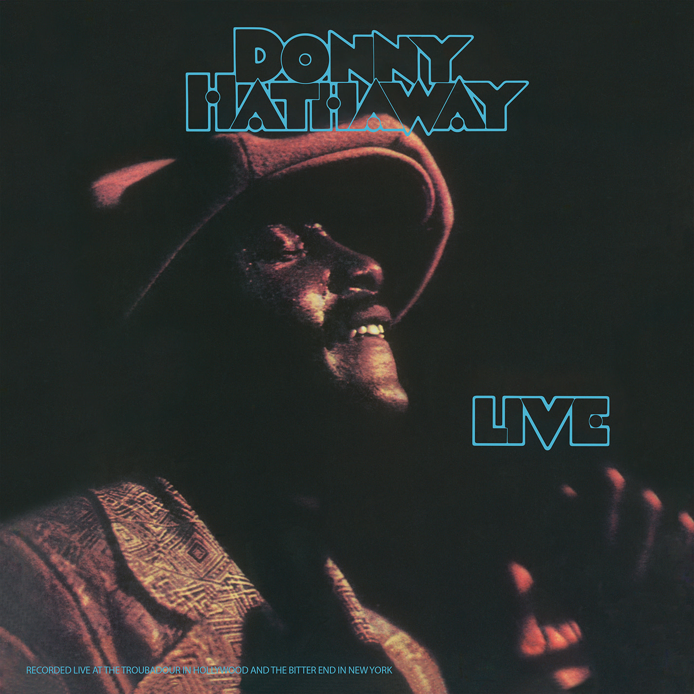 Donny Hathaway - Donny Hathaway Live
