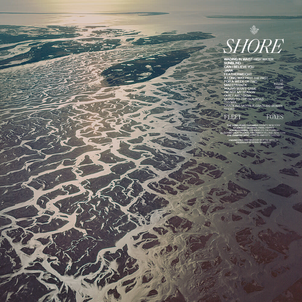 Fleet Foxes – Shore (Clear Vinyl)