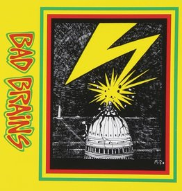 Bad Brains - Bad Brains (Red  & White Splatter)