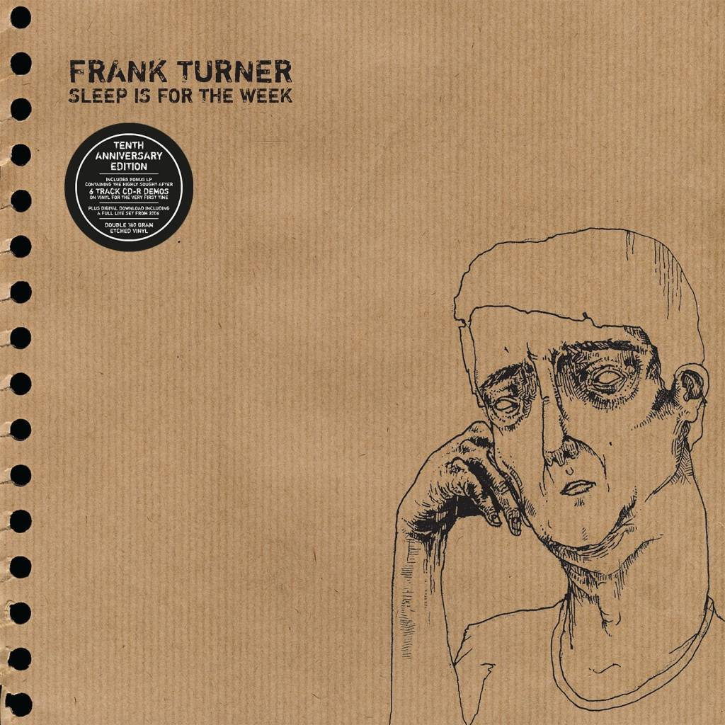 Frank Turner - Sleep Is For The Week