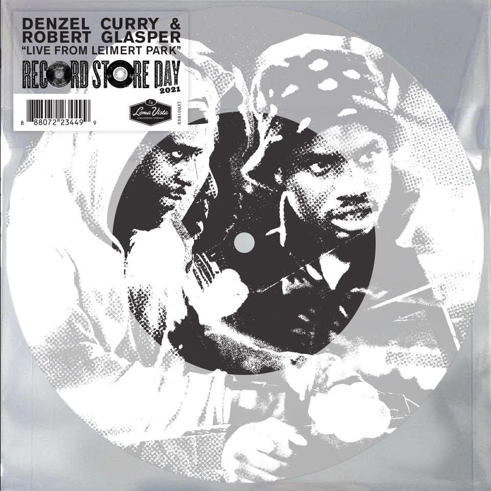 Denzel Curry & Robert Glasper - Live From Leimart Park