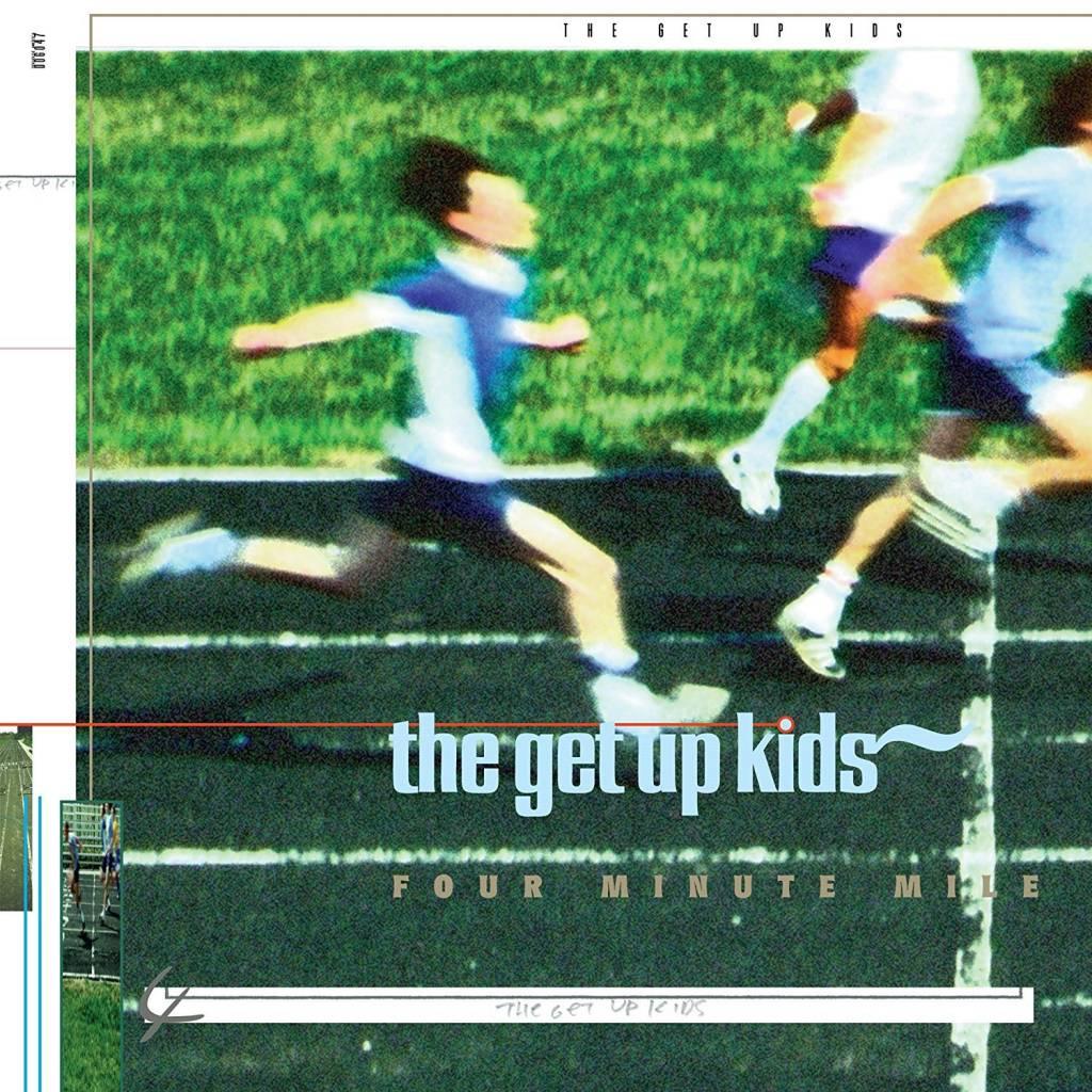 Get Up Kids - Four Minute Mile (Splatter Vinyl)