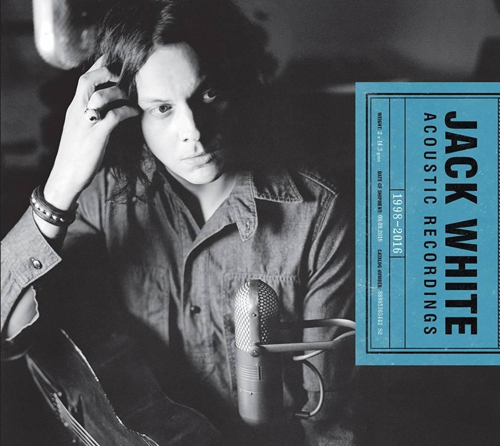 Jack White - Acoustic Recordings