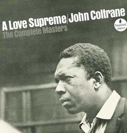 John Coltrane - A Love Supreme (The Complete Masters 3LP)