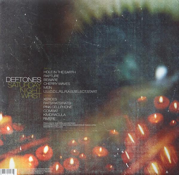 Deftones - Saturday Night Wrist