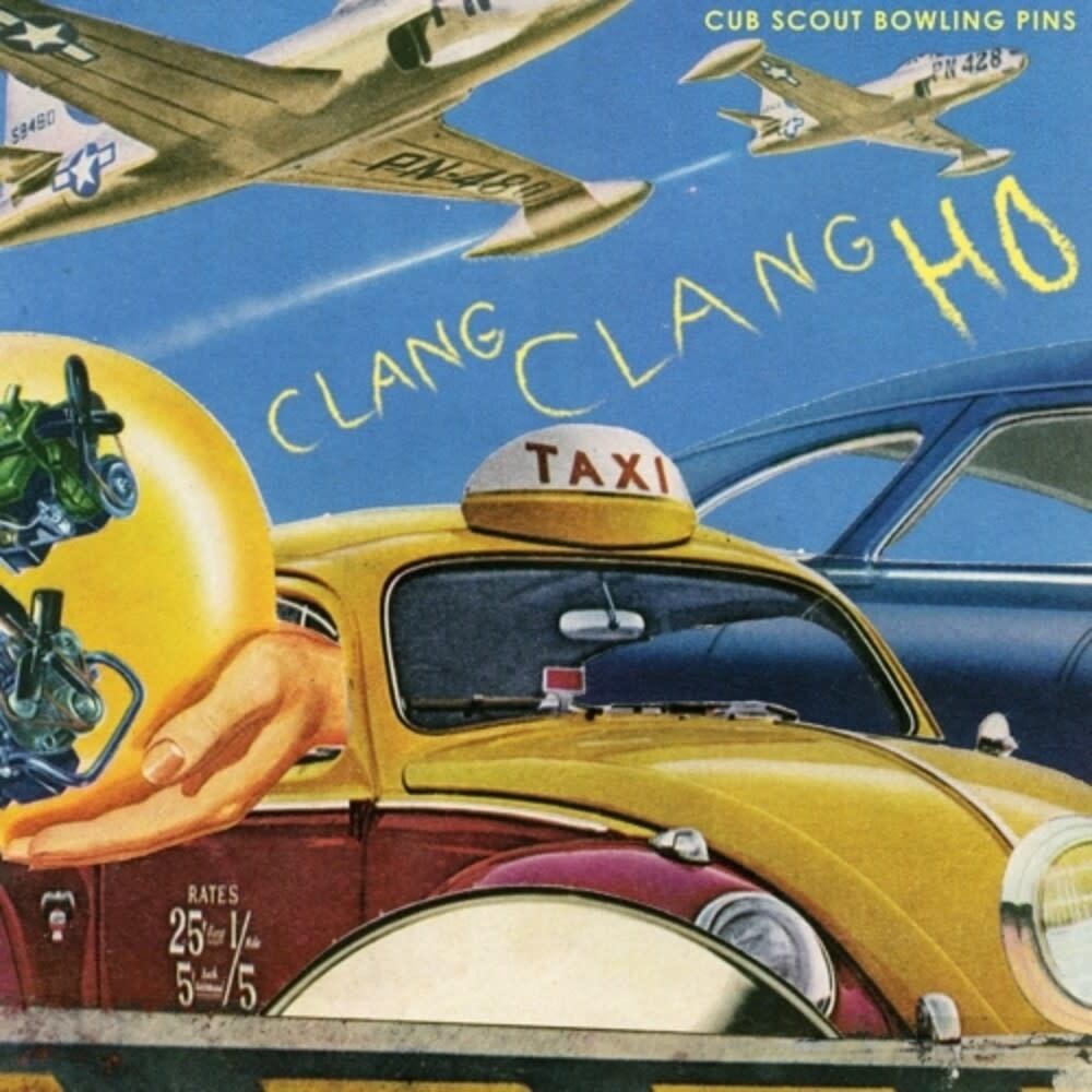 Cub Scout Bowling Pins – Clang Clang Ho
