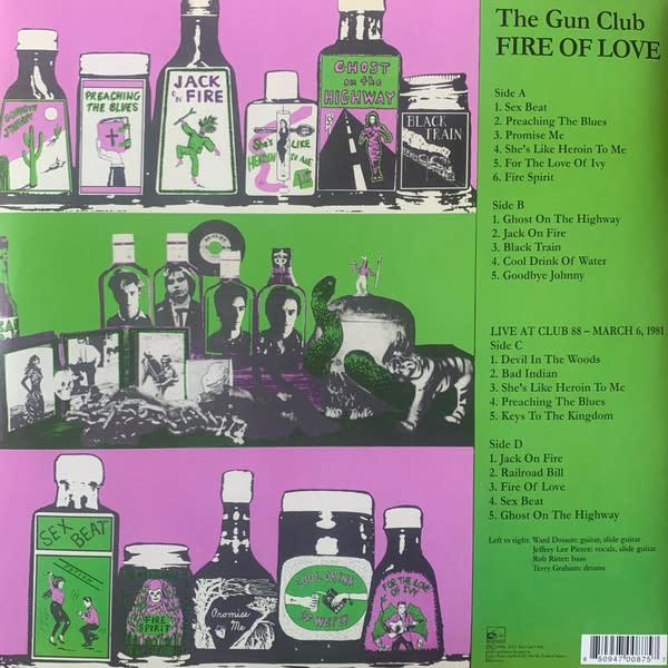 Gun Club – Fire Of Love