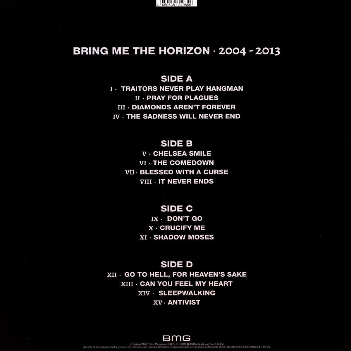 Bring Me The Horizon – 2004-2013