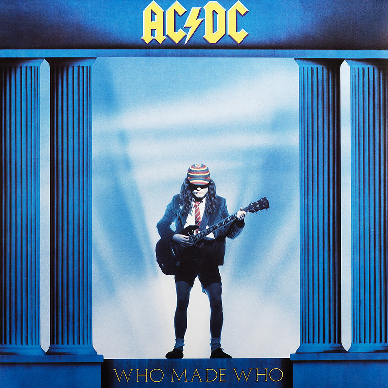 AC/DC – Who Made Who