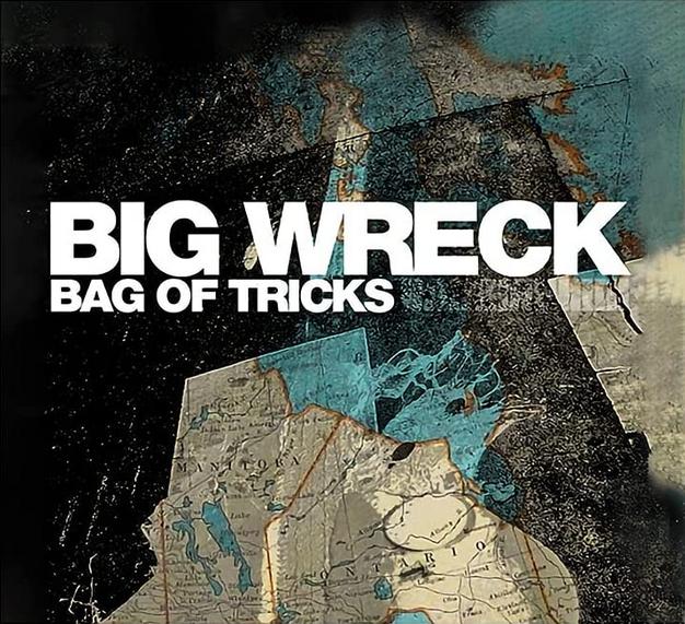 Big Wreck – Bag Of Tricks