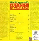 Ella Fitzgerald – Sunshine Of Your Love