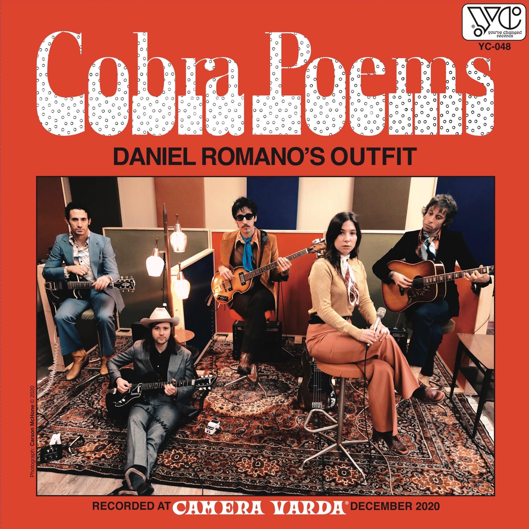 Daniel Romano's Outfit – Cobra Poems