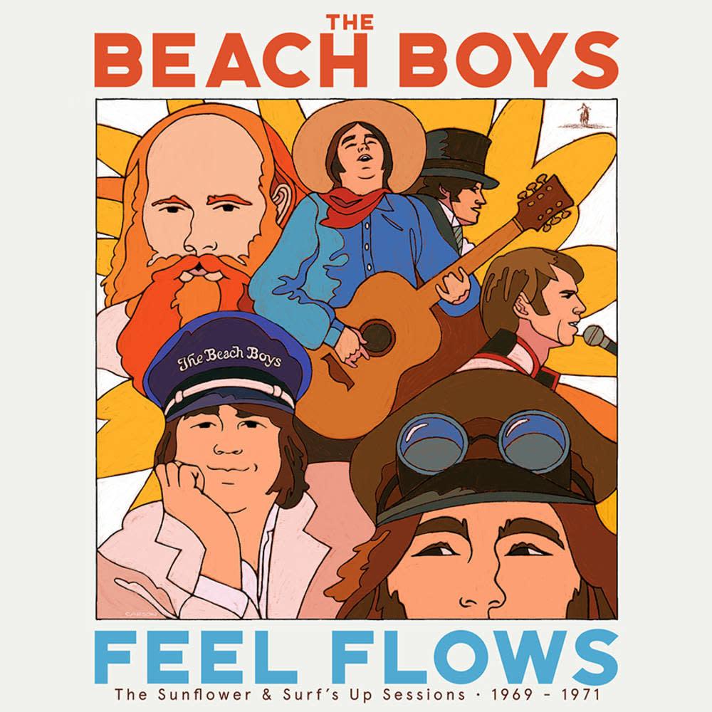 Beach Boys – Feel Flows (The Sunflower & Surf's Up Sessions • 1969 - 1971)