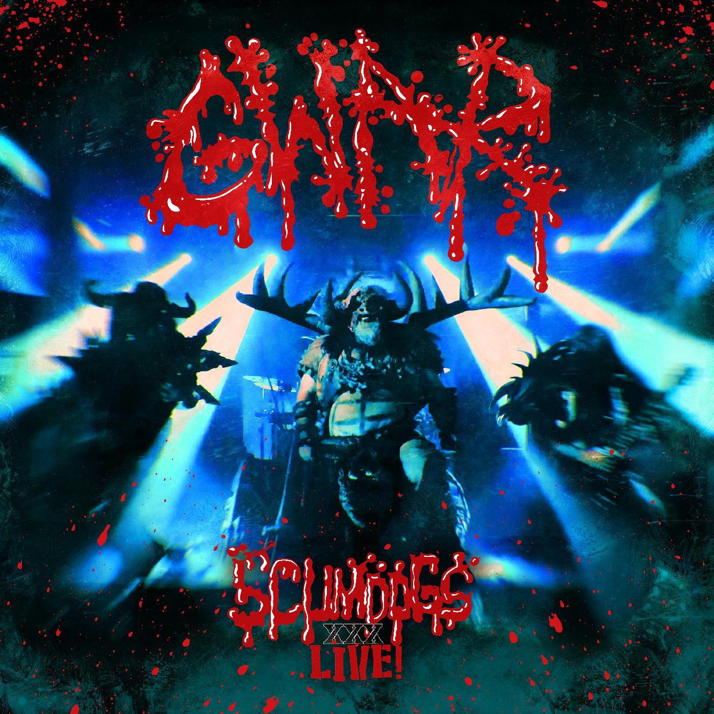 Gwar – Scumdogs XXX Live!