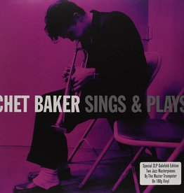 Chet Baker - Sings & Plays
