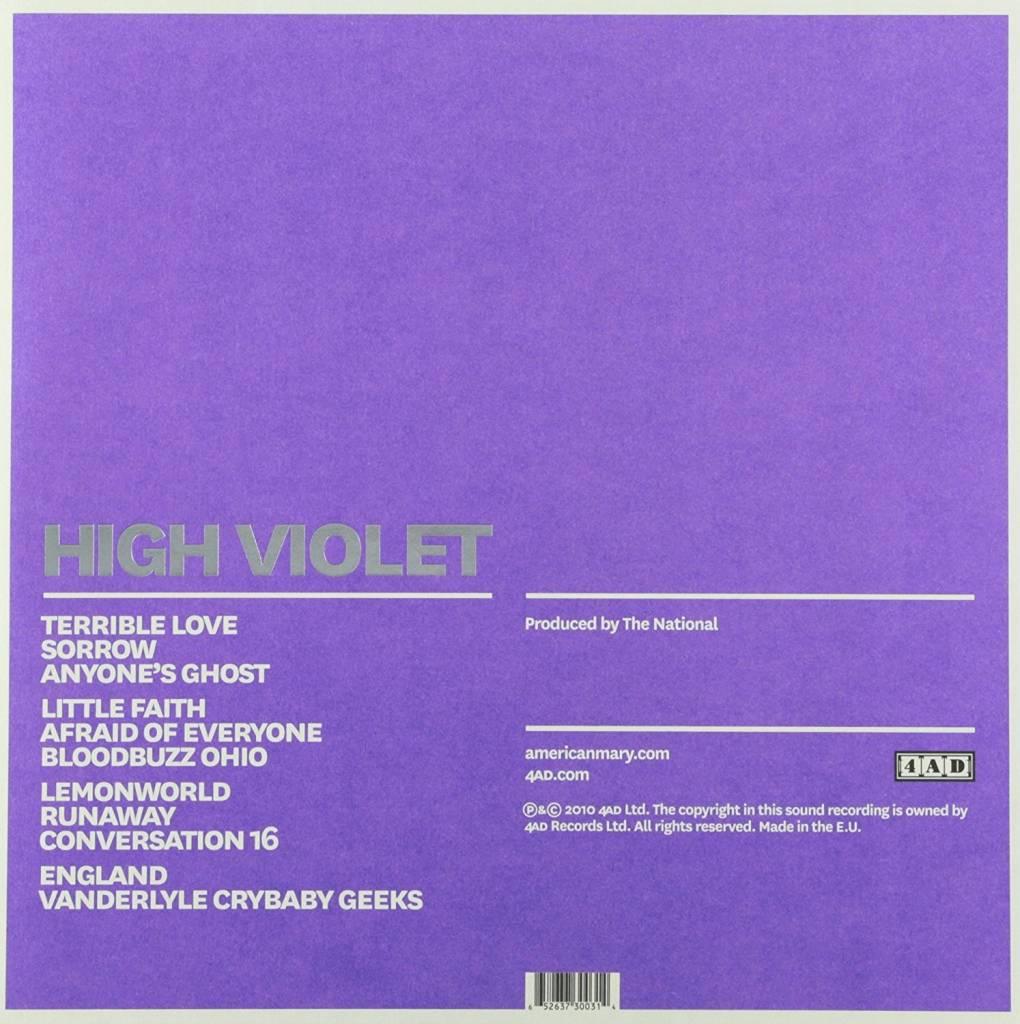 National - High Violet