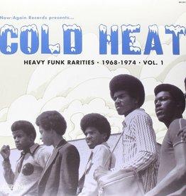 Various - Cold Heat: Heavy Funk Rarities 1968-1974 Vol. 1