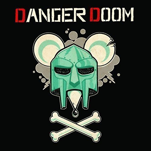Dangerdoom - The Mouse And This Mask: Official Metalface Version
