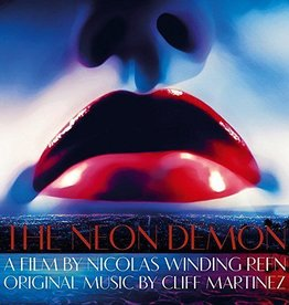 Cliff Martinez - The Neon Demon (Original Soundtrack)