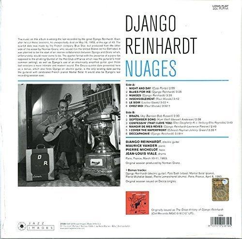 Django Reinhardt - Nuages
