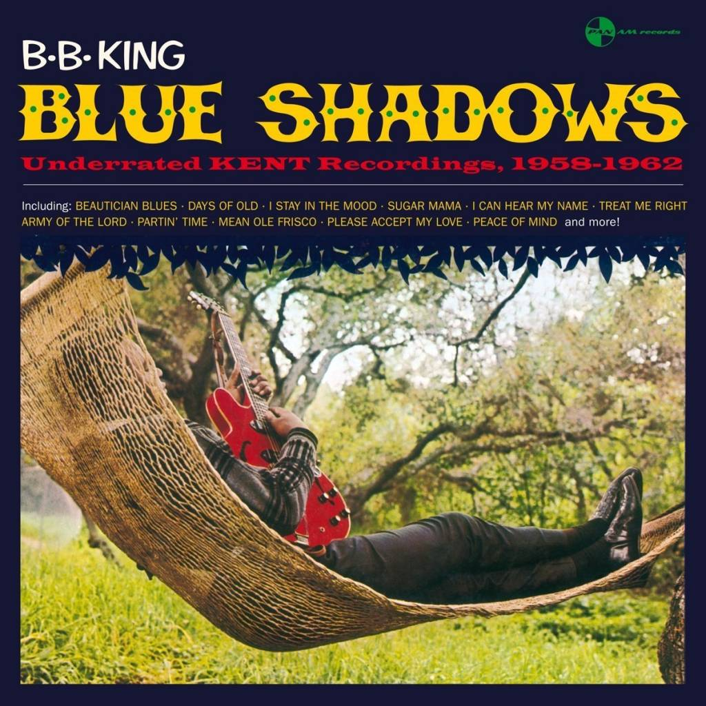 B.B. King - Blue Shadows