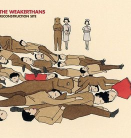 Weakerthans - Reconstruction Site