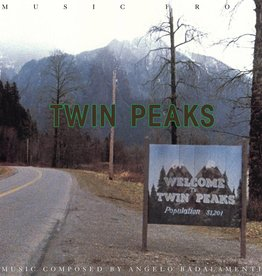 Angelo Badalamenti - Music From Twin Peaks