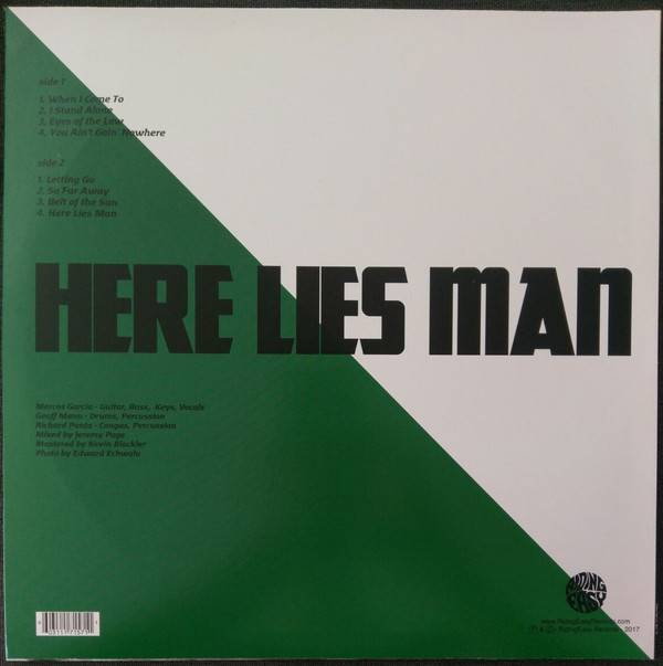 Here Lies Man - Here Lies Man