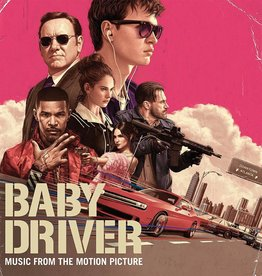 Soundtrack - Baby Driver