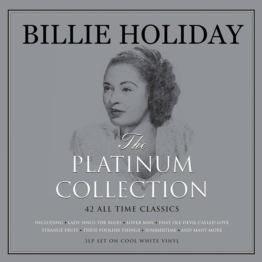 Billie Holiday - Platinum Collection