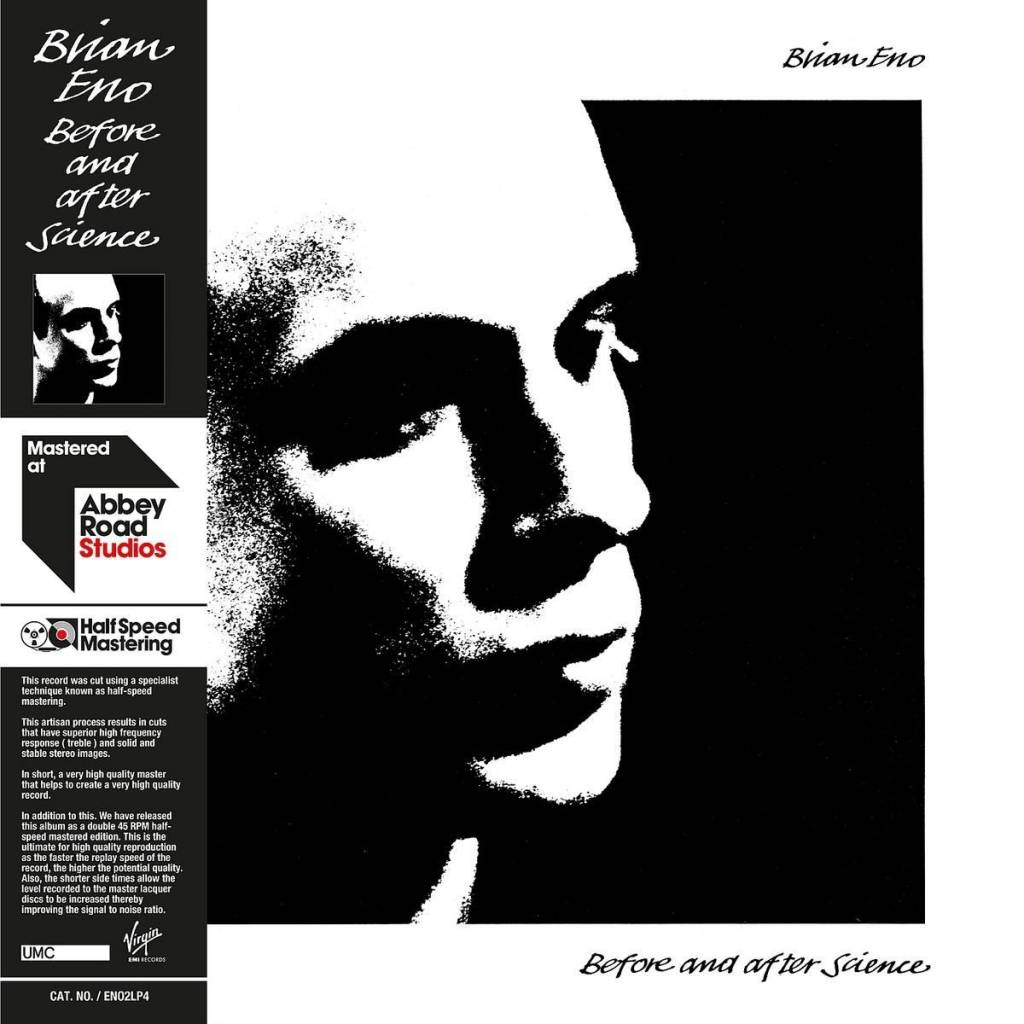 Brian Eno - Before And After Science (2LP Deluxe 180-gram Half-Speed Vinyl)