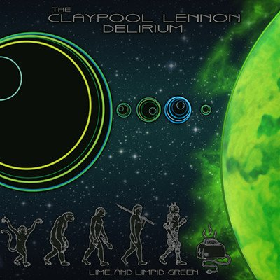 Claypool Lennon Delirium - Lime And Limpid Green