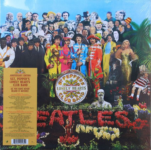 Beatles - Sgt. Pepper's Lonely Hearts Club Band Anniversary Edition